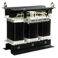 Трехфазные разделительные трансформаторы ET3MED** для питания медицинского оборудования