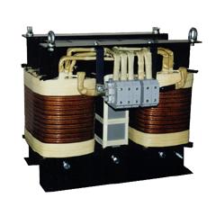 Трансформатор с обмоткой по схеме V